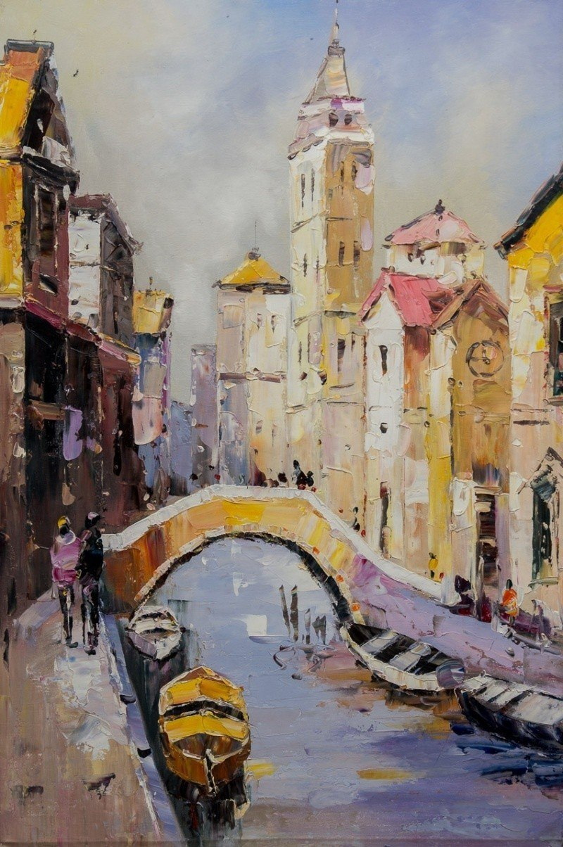 Venice. Emotional Color (Венеция. Эмоциональный тон)