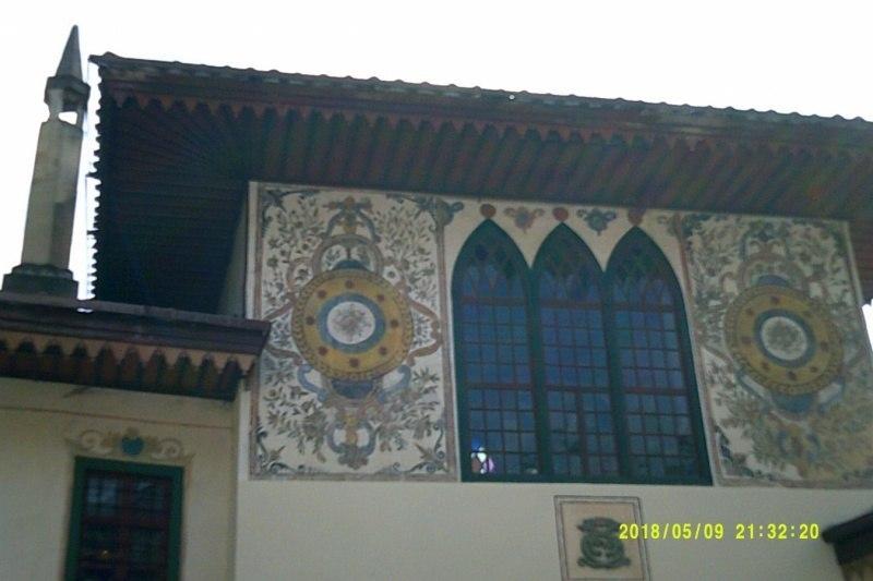 Как красив Ханский дворец!