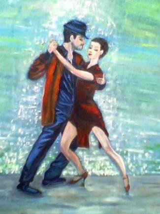 Танго на краю.