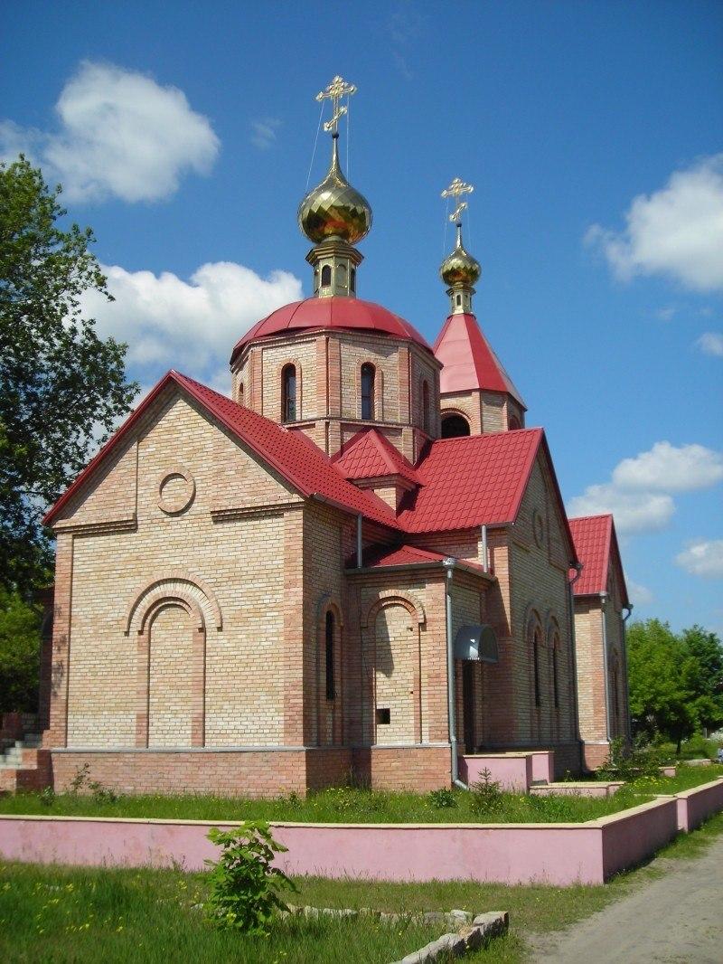 Свято-Почаевский храм