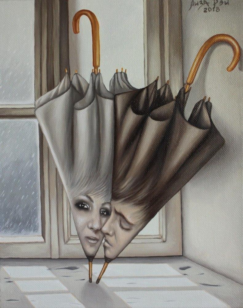 Лиза Рэй –  Влюбленные зонтики