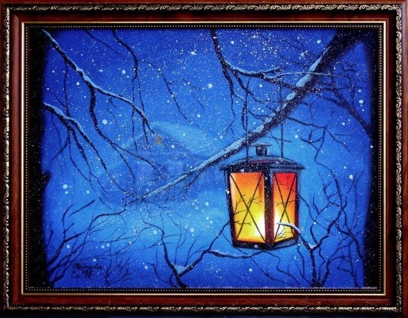 Предчувствие волшебства...