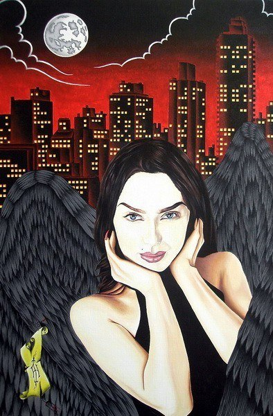 Ангел в ночи