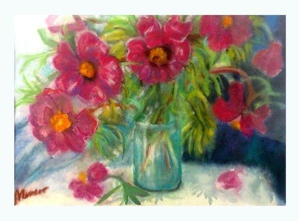 Букет цветов Марья-Каревна