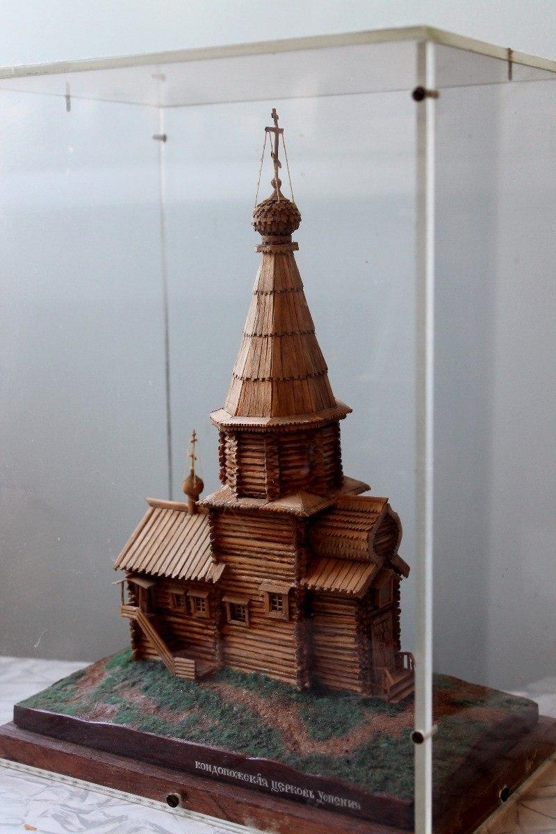 Кондопожская церковь Успения