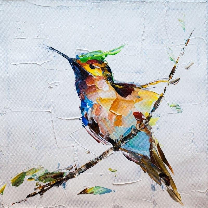 Колибри N1, серия Птицы