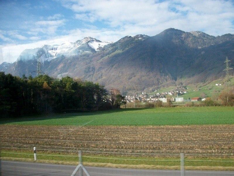 Поездка по Швейцарии