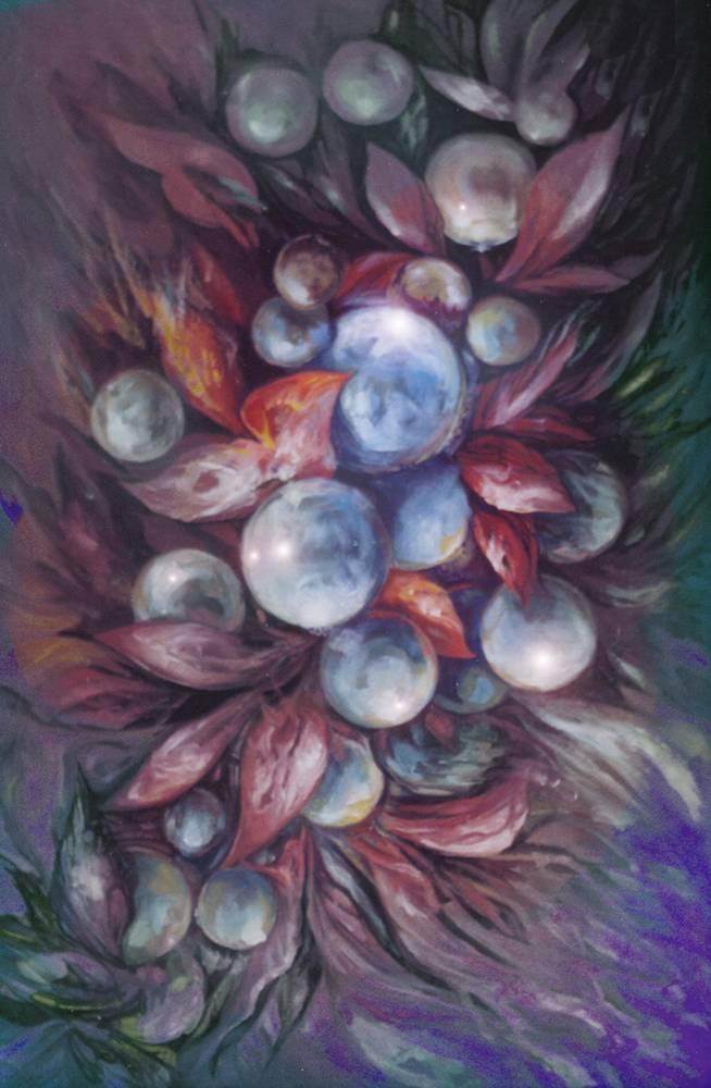 сияющая гроздь