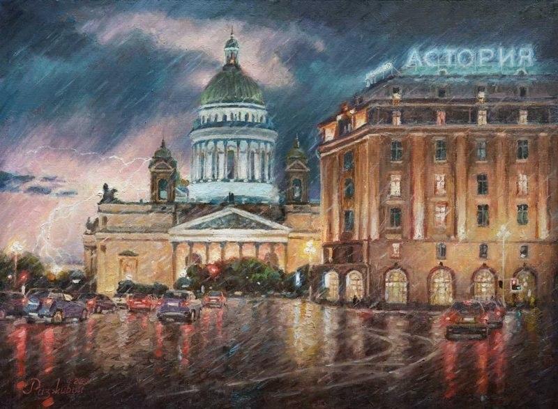 Петербургские грозы