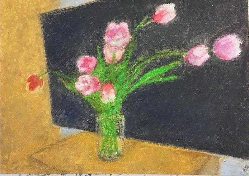 послепраздничные цветы