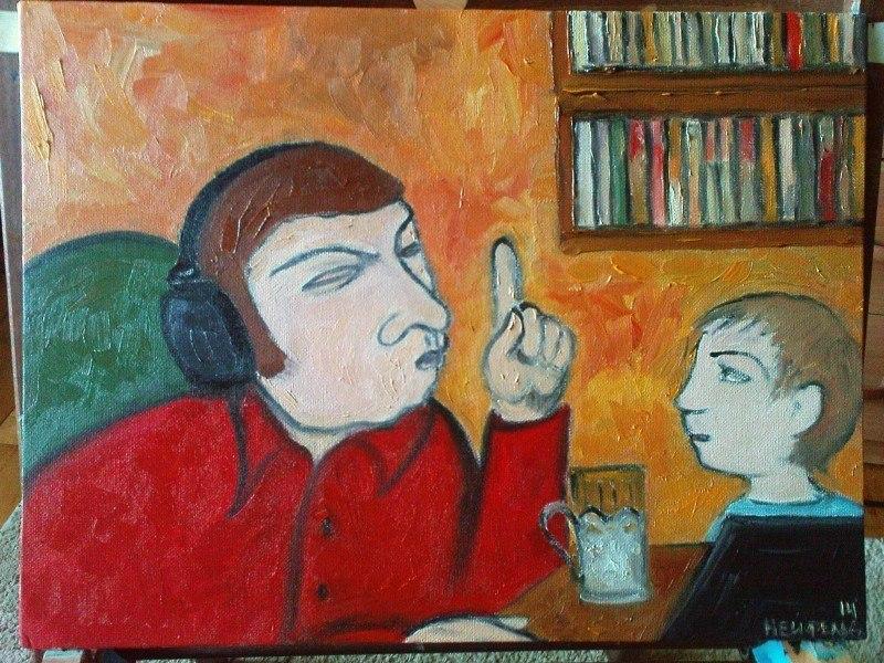 """CODA"" или ""Папа Любит Аудио"""