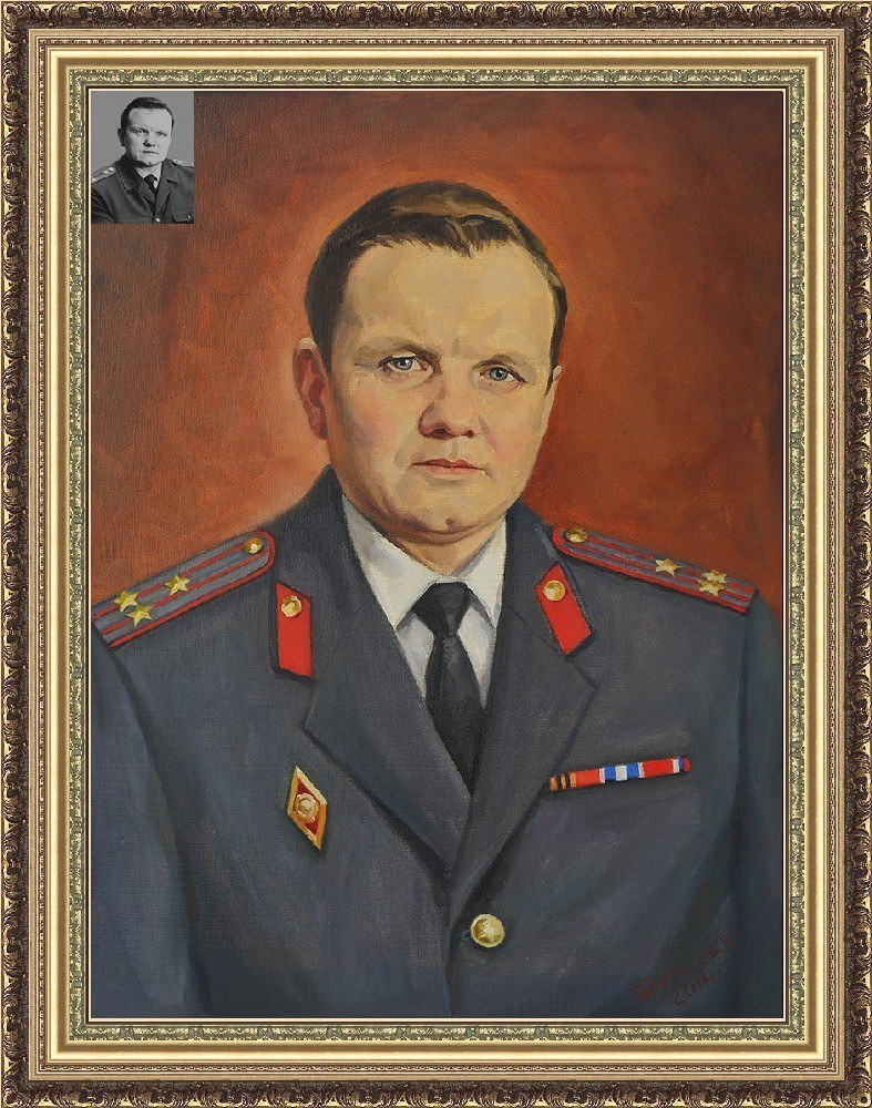 Портрет Астахова
