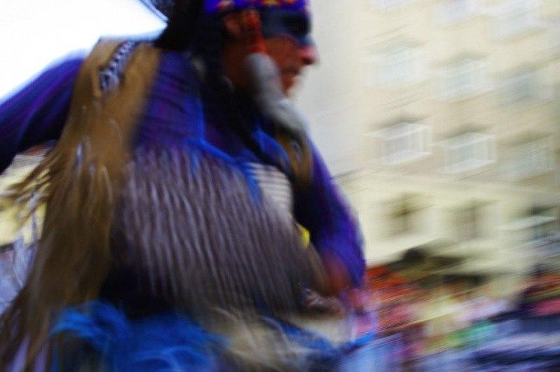 Городской шаман в танце