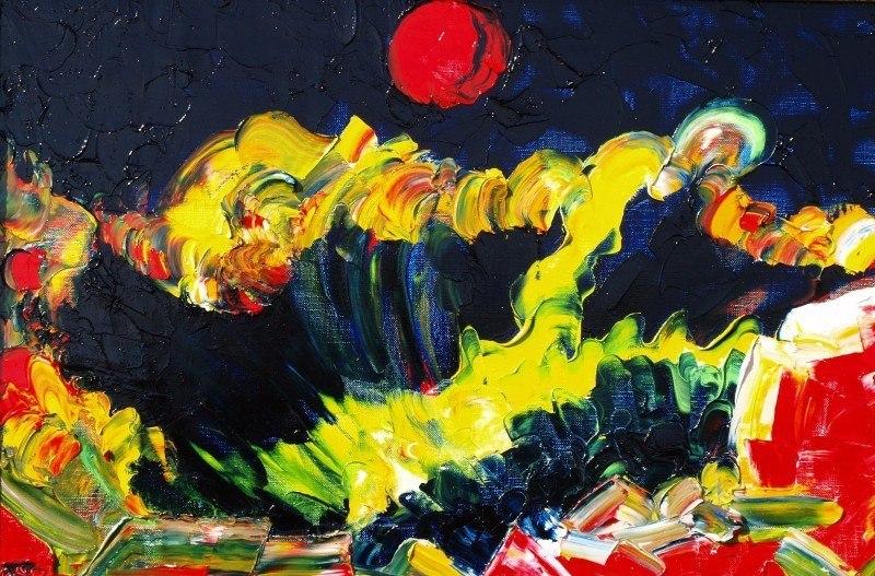 Время красной Луны