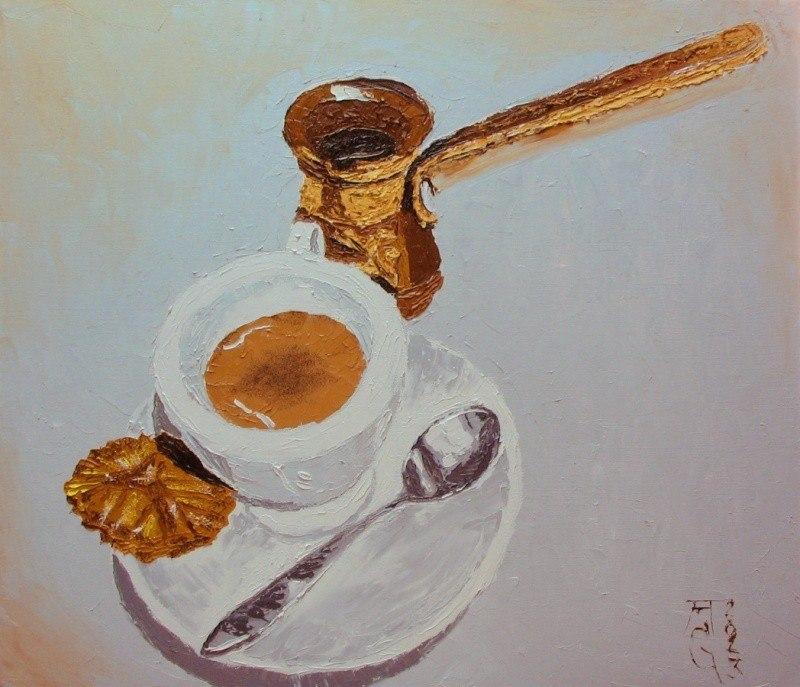 Львовский кофе
