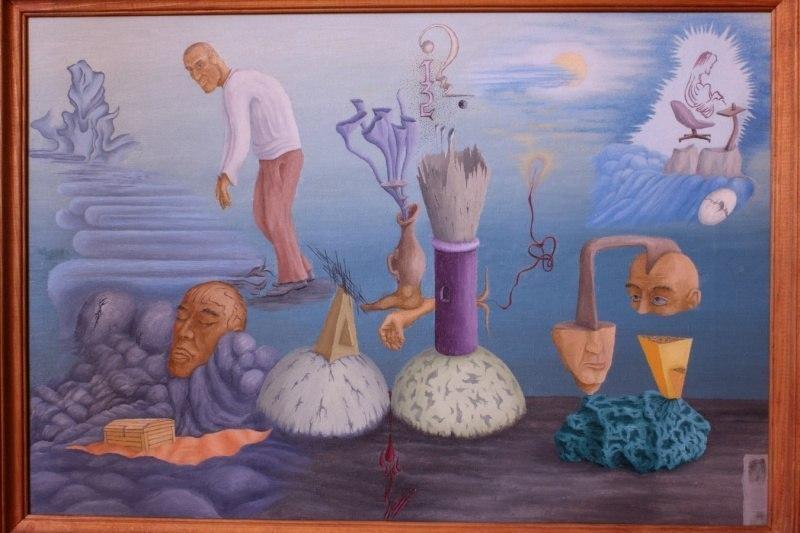 двуоголовные облокады камень преткновения искусству