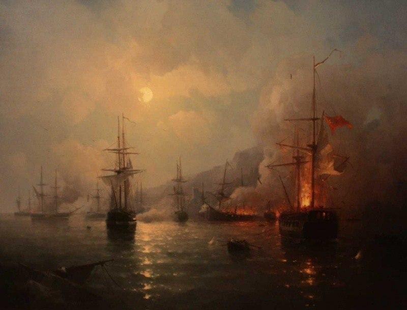 Сражение при Чесмене