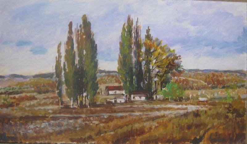Натухаевка,осень