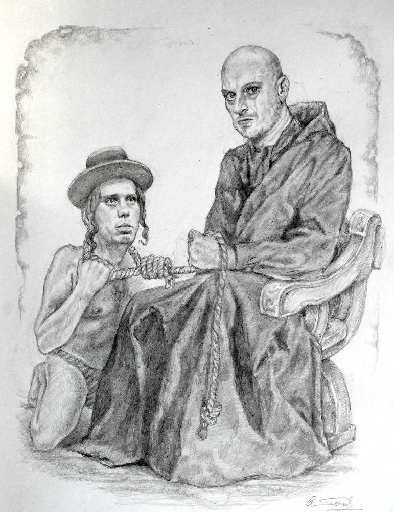 Иуда и Афраний