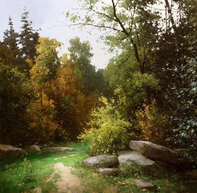Софиевский парк. Осень