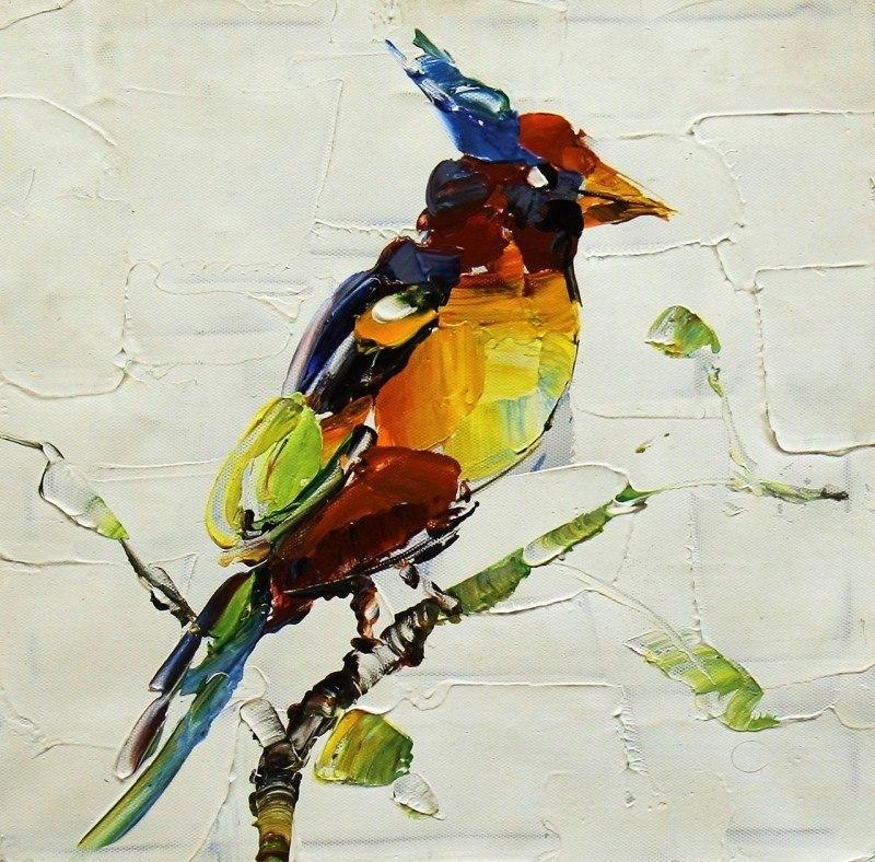Все дело в красоте N3, серия Птицы