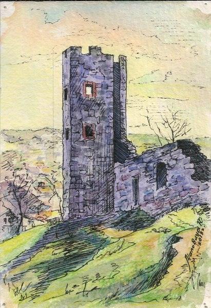 Башня Святого Климента.