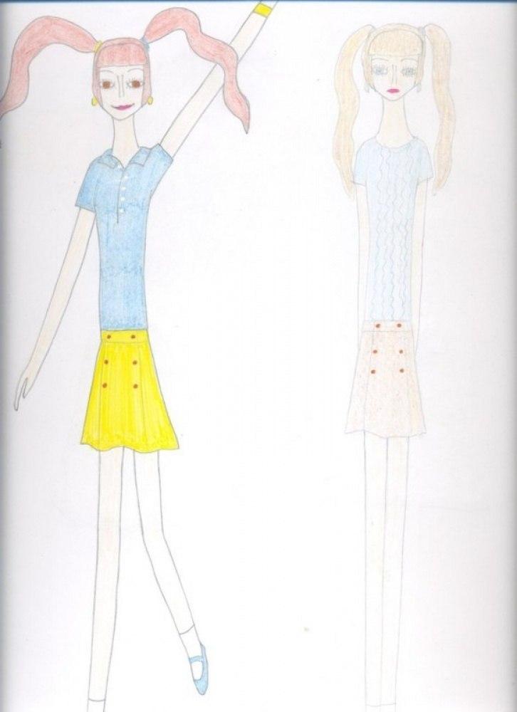 Двое: я и моя тень 3