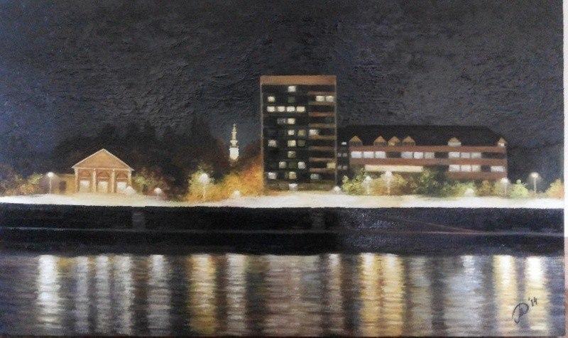 Нови Сад. В вечернем ритме