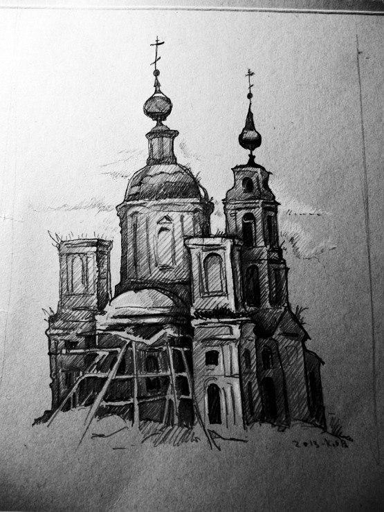 Храм в Щелканово.