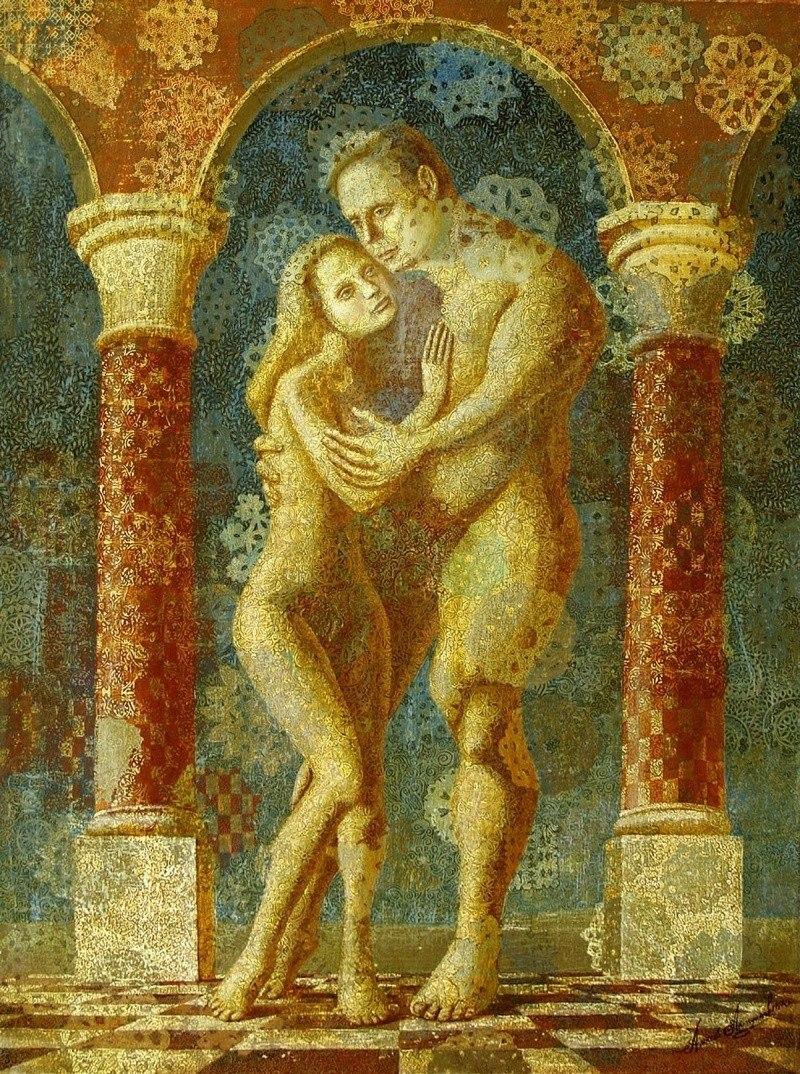 Воспоминание о зимнем периоде в любви. Адам и Хава