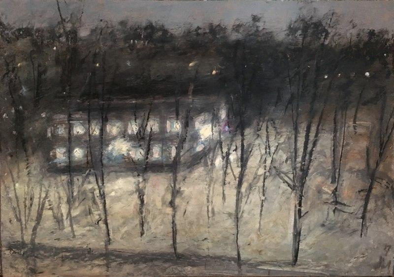 ранним зимним утром