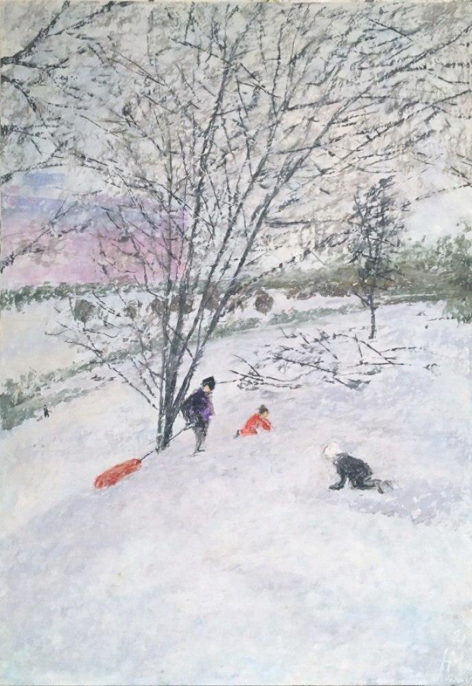 зимние игры (декабрь)
