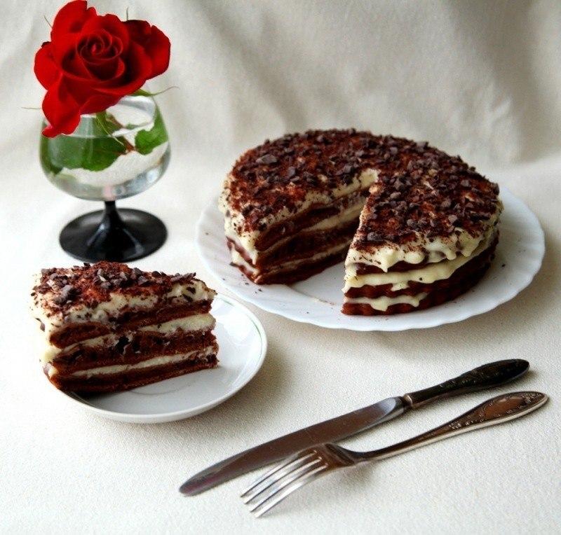 "торт ""Фантастика"""