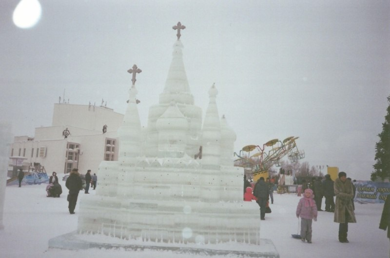 Ледяной собор