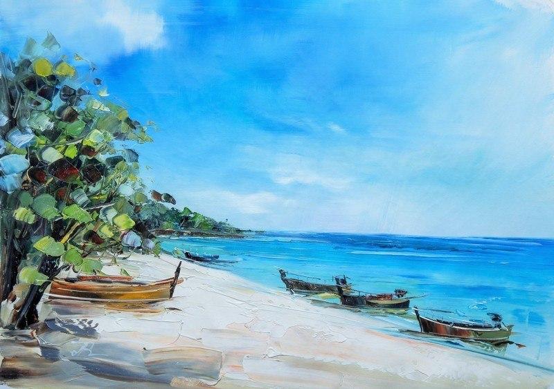 Вспоминая тропический рай