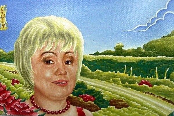 Портрет Елены Денисовой