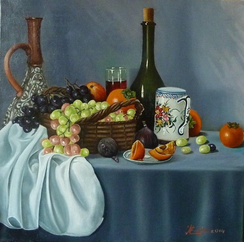 ,,фрукты и вино,,