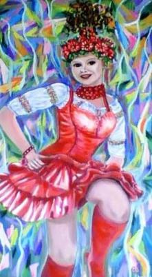 Украинский танец по-одесски