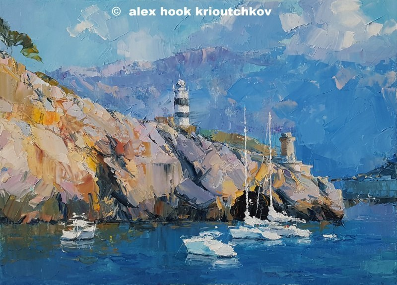 Alex Hook Krioutchkov
