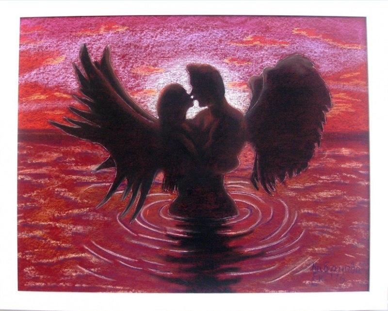 Неземная любовь