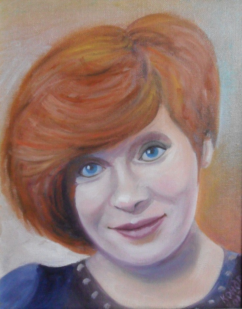 Портрет Юли