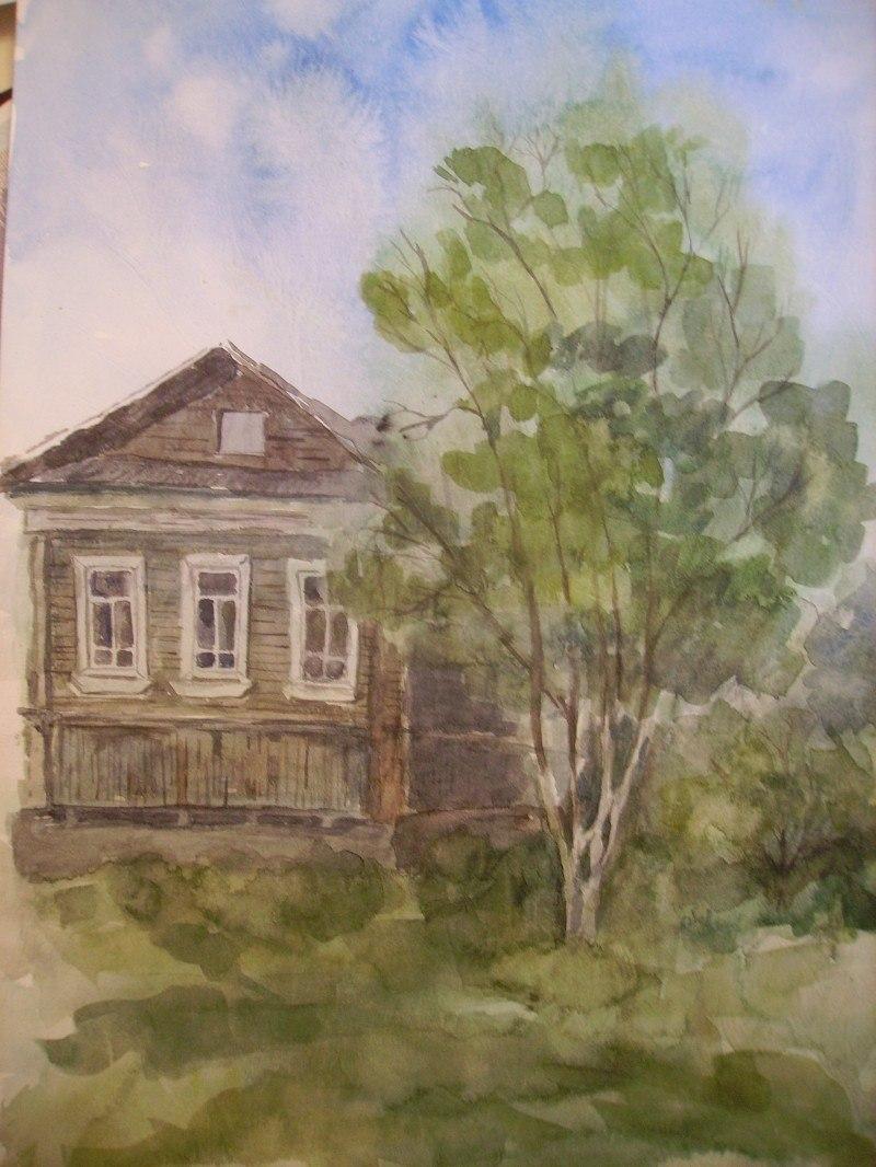 Дом Анны Алексеевны