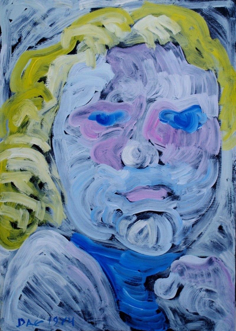 Портрет № 151.