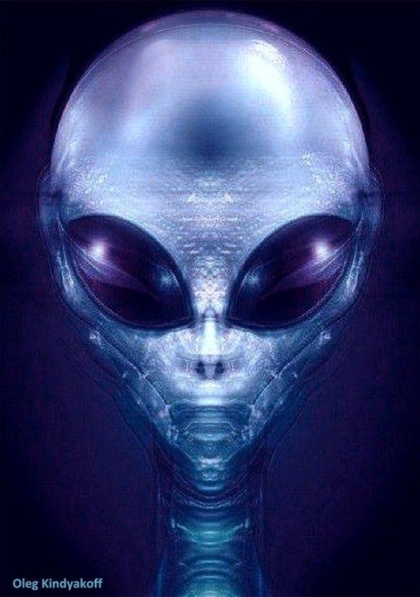 Инопланетное индиго