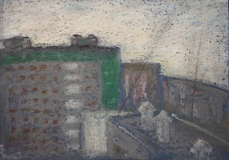 воздух и цемент