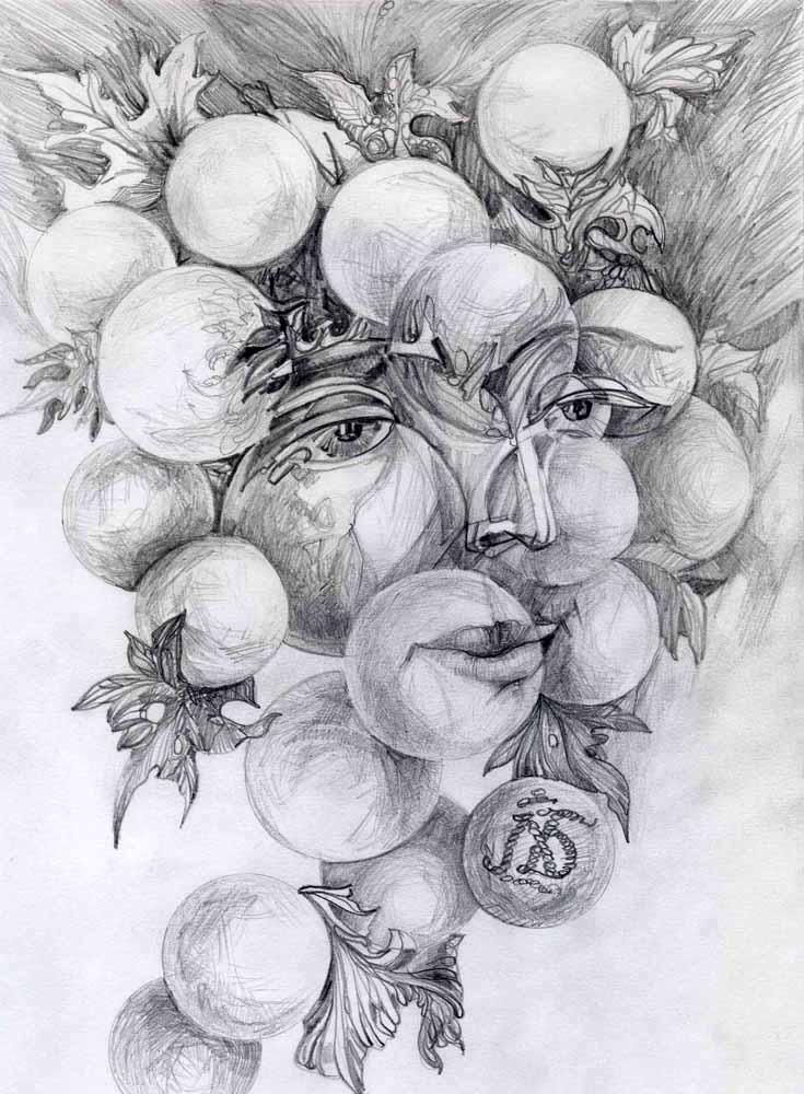 За яблоками