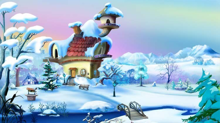 Усадьба Совы (зима)