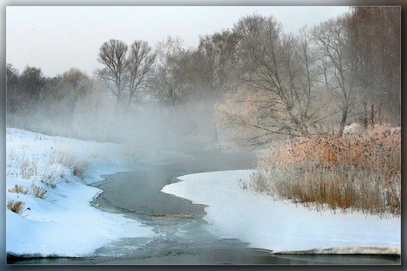 """из серии """" Подмосковная зима """"...."""
