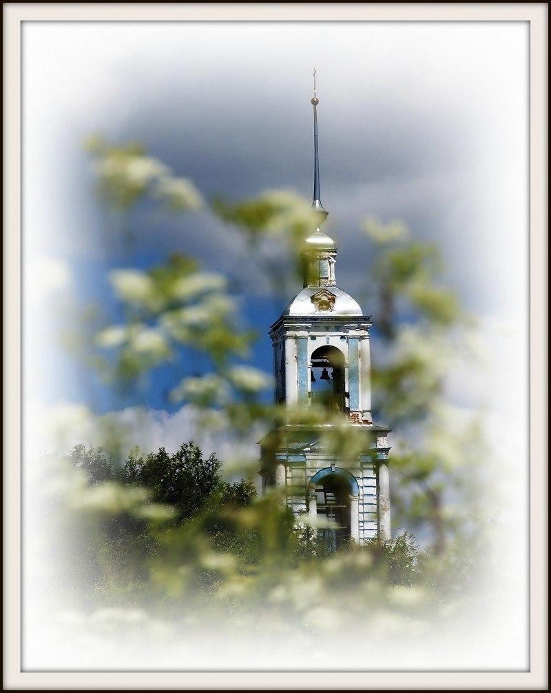 Церковь Рождества Пресвятой Богородицы в Городище