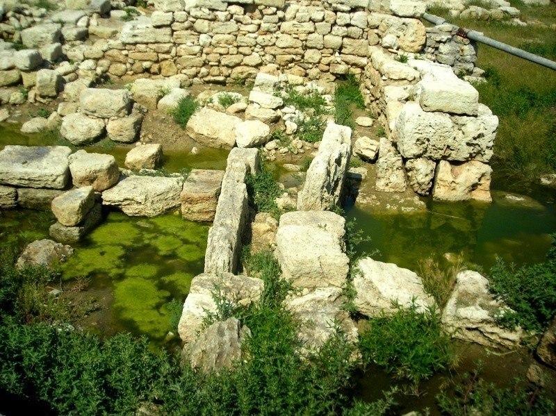 Раскопки Калос Лимен